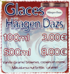 Glaces 1
